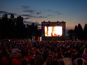 location écrans géants led pour concert